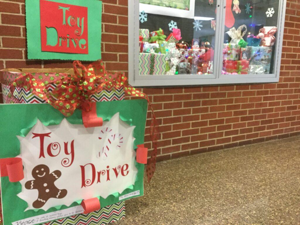 """Redbank """"Christmas Toy Drive"""""""