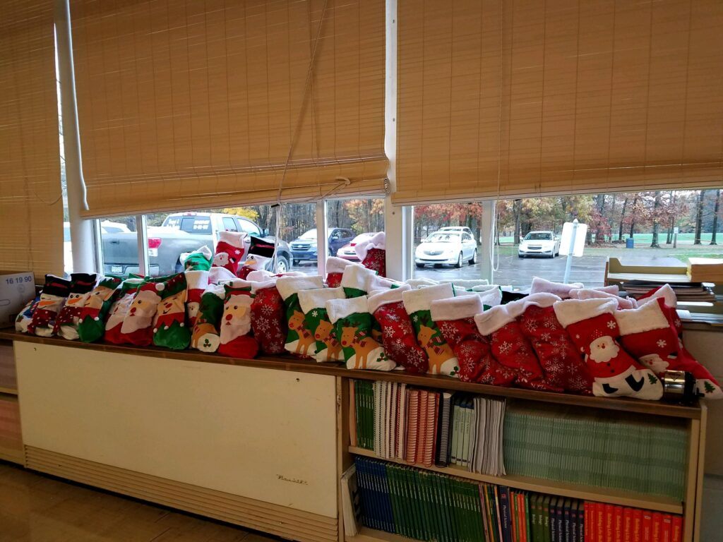 "AC Valley ""Stockings for Soliders"""